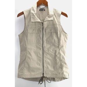 Columbia Full Zip Fisherman Hiker Jacket Vest for sale
